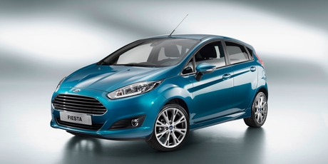 Ford Fiesta with 1.0-litre ecoboost engine. Photo / Supplied
