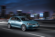 The 2013 VW Golf, that was launched in Berlin this week. Photo / Supplied