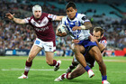 Bulldog Ben Barba expects a fightback. Photo / Getty Images