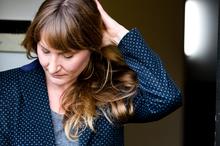 Fashion designer Arielle Mermin. Photo / Babiche Martens