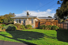 The property which is for auction with no reserve. Photo / Supplied