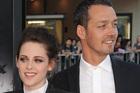 Kristen Stewart and director Rupert Sanders. Photo / AP