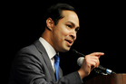 San Antonio Mayor Julian Castro - the US's first Hispanic President?  Photo / AP