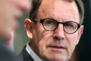 John Banks has the confidence of the Act board.  Photo / APN