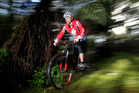 Mountain-biker Karen Hanlen will use her Olympic Games experience in London to take on the world in Austria this weekend. Photo / Alan Gibson