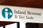 Inland Revenue. Photo / Janna Dixon