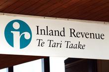 Inland Revenue. Photo / Janna Dixon