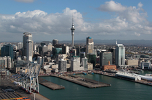 Auckland would be in for a bit of a shake-up if the Maori board's plan for the city is implemented. Photo / Brett Phibbs 