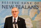Reserve Bank Governor Alan Bollard. Photo / Mark Mitchell
