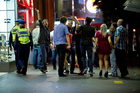 Licensing inspectors think a minimum price for standard drinks will help stop heavy drinking before reaching licensed venues.  Photo / Dean Purcell