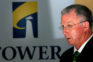 MD Rob Flannagan says Tower remains well capitalised. Photo / Martin Sykes