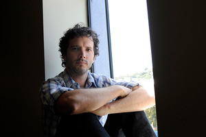 Bret McKenzie plays an accidental killer in Two Little Boys. Photo / Anthony Phelps