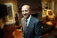 Simon Botherway, general manager of investment management at ANZ Wealth, is leaving this month. Photo / Dean Purcell