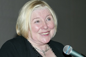 Author Fay Weldon. File photo / Nicola Topping