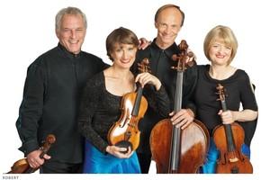 New Zealand String Quartet. Photo / Supplied