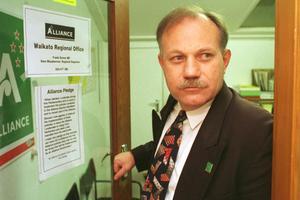 Dave Macpherson, Hamilton City councillor. Photo / Russell Smith