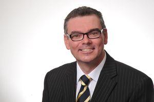 Scott Simpson, MP for Coromandel. Photo / Supplied