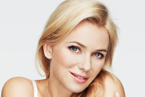 Actress Naomi Watts is fronting the  campaign to help cancer victims. Photo / Supplied