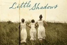 Book cover of The Little Shadows. Photo / Supplied 