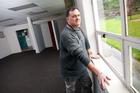 Nigel Studdart, Pompallier School's suspended science teacher. Photo / Michael Cunningham