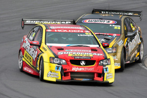 Supertourers has out-rated V8 Supercars.  Photo / Greg Henderson