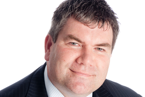 John Church, Bayleys' new commercial and industrial group manager.