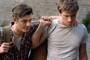 Sam Riley and Garrett Hedlund in On The Road. Photo / Supplied
