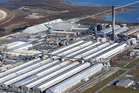 The smelter at Tiwai Point is one of the more efficient plants in the world and produces exceptionally pure aluminium. Photo / Supplied