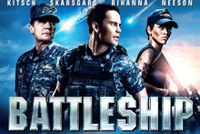 Battleship is worth watching - if all other entertainment possibilities have been exhausted. Photo / Supplied