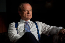 Kelsey Grammer is Boss.  Photo / Supplied 