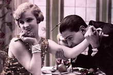 What happened to old-fashioned courtship? Photo / Thinkstock
