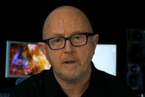 Dave Dobbyn in the 'We are better than that' video. Photo / You Tube