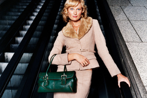 Women tend to feel weird when they don't have their handbags. Photo / Thinkstock