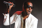Kanye West has rapped about his girlfriend's infamous sex tape in a new song. Photo / AP