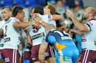 The Sea Eagles take on the Bulldogs and former coach Des Hasler in week one of the playoffs. Photo / Getty Images