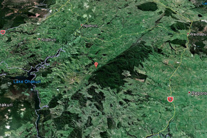 Te Kopia Rd (A), Waikite Valley map. Image / Google Maps