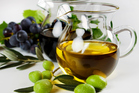 Olive oil contains powerful antioxidants believed to ward against heart disease. Photo / Thinkstock