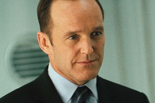 Actor Clark Gregg as Agent Phil Coulson in The Avengers movie.  Photo / Supplied
