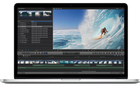 Apple's new MacBook Pro features a high-definition display. Photo / Supplied 