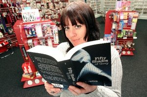 The popularity of Fifty Shades of Grey has broadened minds and boosted sales, says Caroline McCoy.