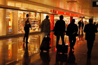 A UK survey found two per cent of respondents had missed a flight because they were eating or shopping within the airport complex. Another 15 per cent had almost missed flights for the same reason. Photo / Thinkstock