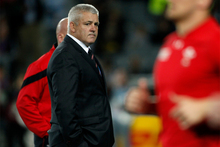 Warren Gatland. Photo / Dean Purcell
