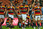 Waikato players react during their ITM Cup defeat to Northland. Photo / Getty Images