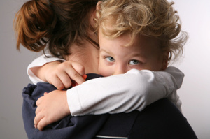 Depressed mums in the first year after birth can cause kids to be shorter. Photo / Thinkstock