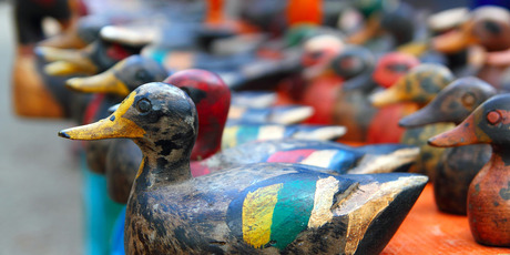 Car dealers refer to customers who haven't negotiated a price as wooden ducks. Photo / Thinkstock