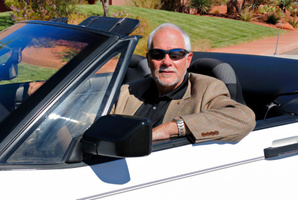 Some people deal with a midlife crisis by getting a slick car. Photo / Thinkstock