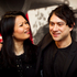 Singer Bic Runga with her partner Kody Nielson, a Song of the Year finalist. Photo / Natalie Slade