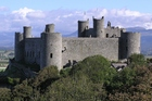 Harlech Castle in Harlech, Gwynedd, is one of hundreds of castles to be discovered in Wales. Photo / Thinkstock