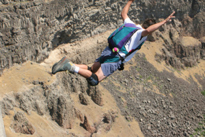A young New Zealander has reportedly died while base-jumping in Italy. Photo / Thinkstock