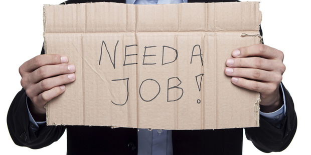 The unemployment rate rose to 6.8 per cent. It has wobbled around a flat trend line of 6.5 per cent for three years now. Photo / Thinkstock